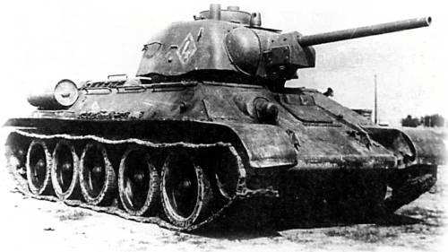 简陋的哲学,二战时期苏联和德国坦克生产工艺对比