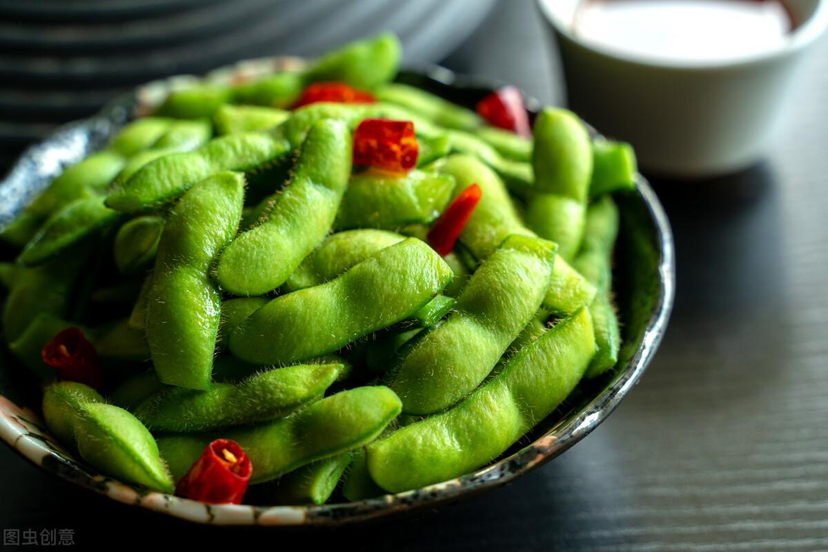 爱出汗的要多吃这豆子,钾含量很高,随便一煮,越吃越有味 美食做法 第2张