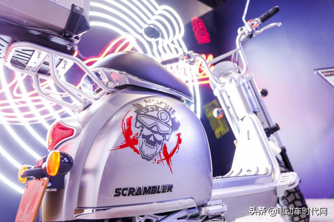 跨界王者丨小帕电动——电动车中的艺术家