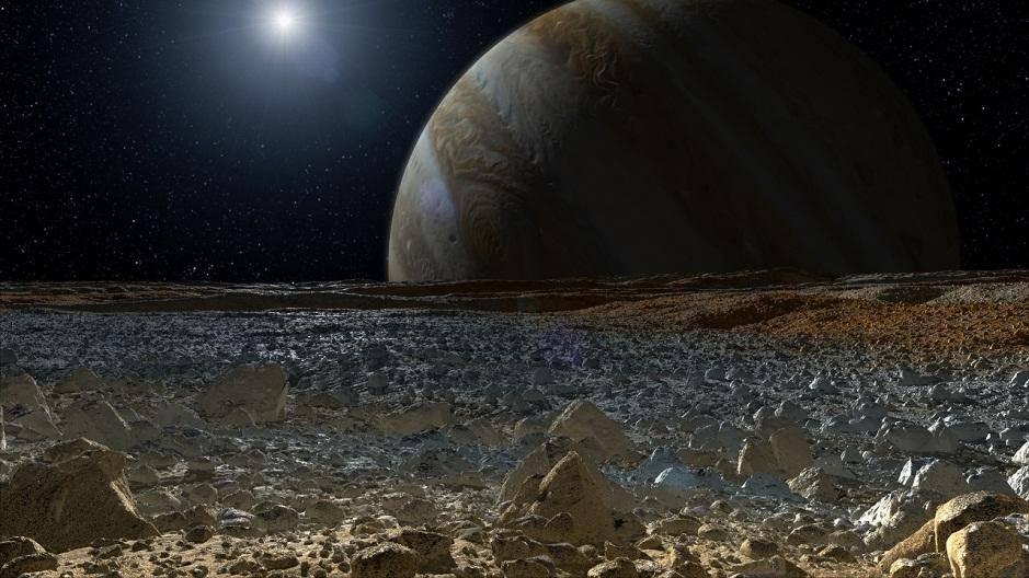朱诺号发现木星的重力场是倾斜的