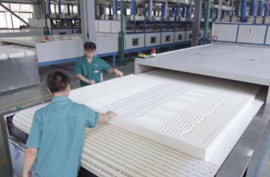 苏老伯泰国乳胶床垫 质量口碑的保证