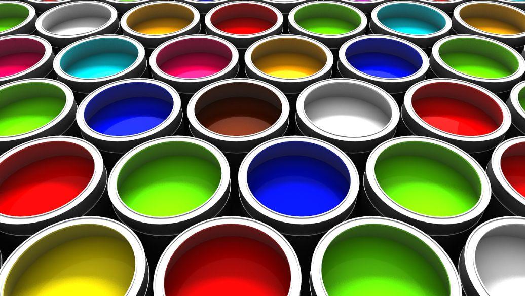 光变粉温变粉调制变色油墨涂料应该注意什么?