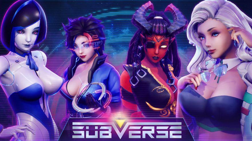 不解释快上车,Studio FOW首款游戏《Subverse》,标注仅限成人