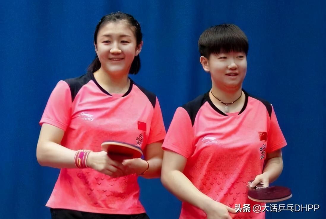 国乒女将惊为天人!总决赛参赛的四位国乒女将全部进入8强争夺赛