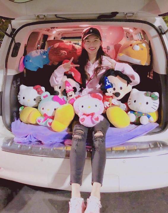 唐嫣女儿的玩具火了,了解多少钱买的,颠覆对明星消费认知
