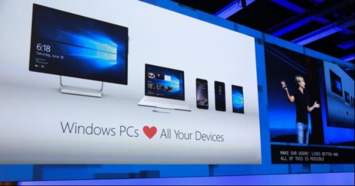 微软这次方向对了:Win10也能运行安卓应用,两大系统将打通