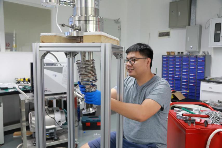 壓電驅動納米位移臺實驗室