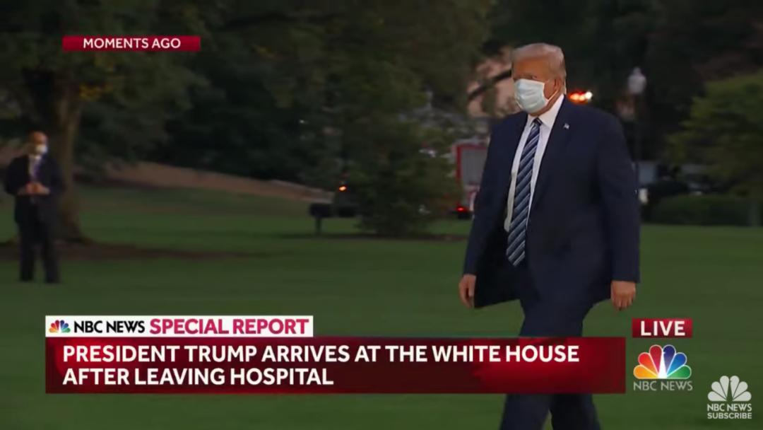 美国白宫疫情会演变成一场超级传播者事件吗?