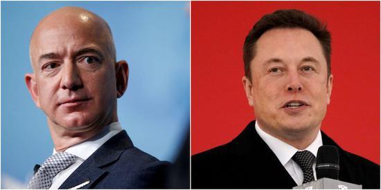 貝佐斯抗議NASA與SpaceX簽訂30億合同,馬斯克嘲諷:誰讓你不過硬