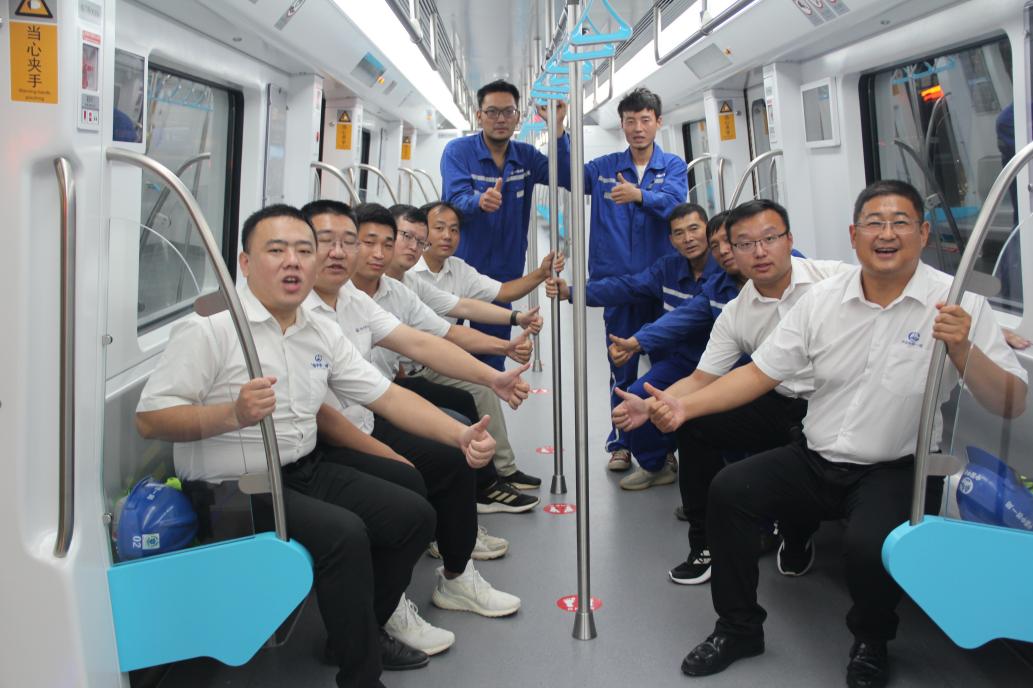 中铁一局电务公司参建的厦门市轨道交通3号线正式开通运营