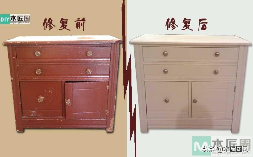 老木工舊家具改造有妙招,教你如何翻新舊家具的方法