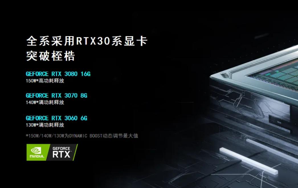 雷神ZERO旗舰游戏本:还不到单买RTX30系显卡的价格