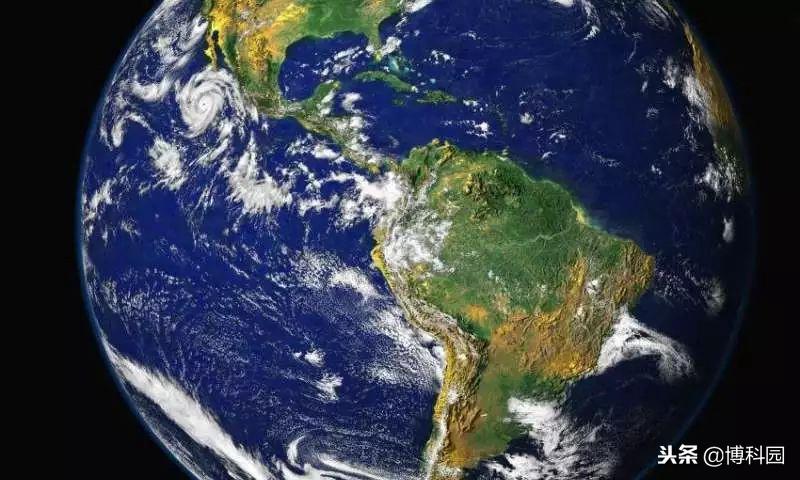 生命可以帮助大气潮汐减缓地球自转?