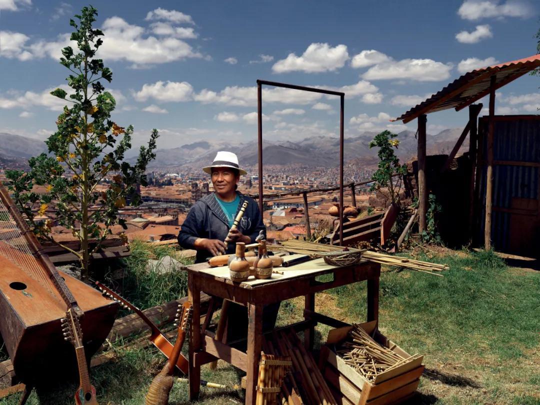 秘鲁匠人:殖民文化下的自我认同