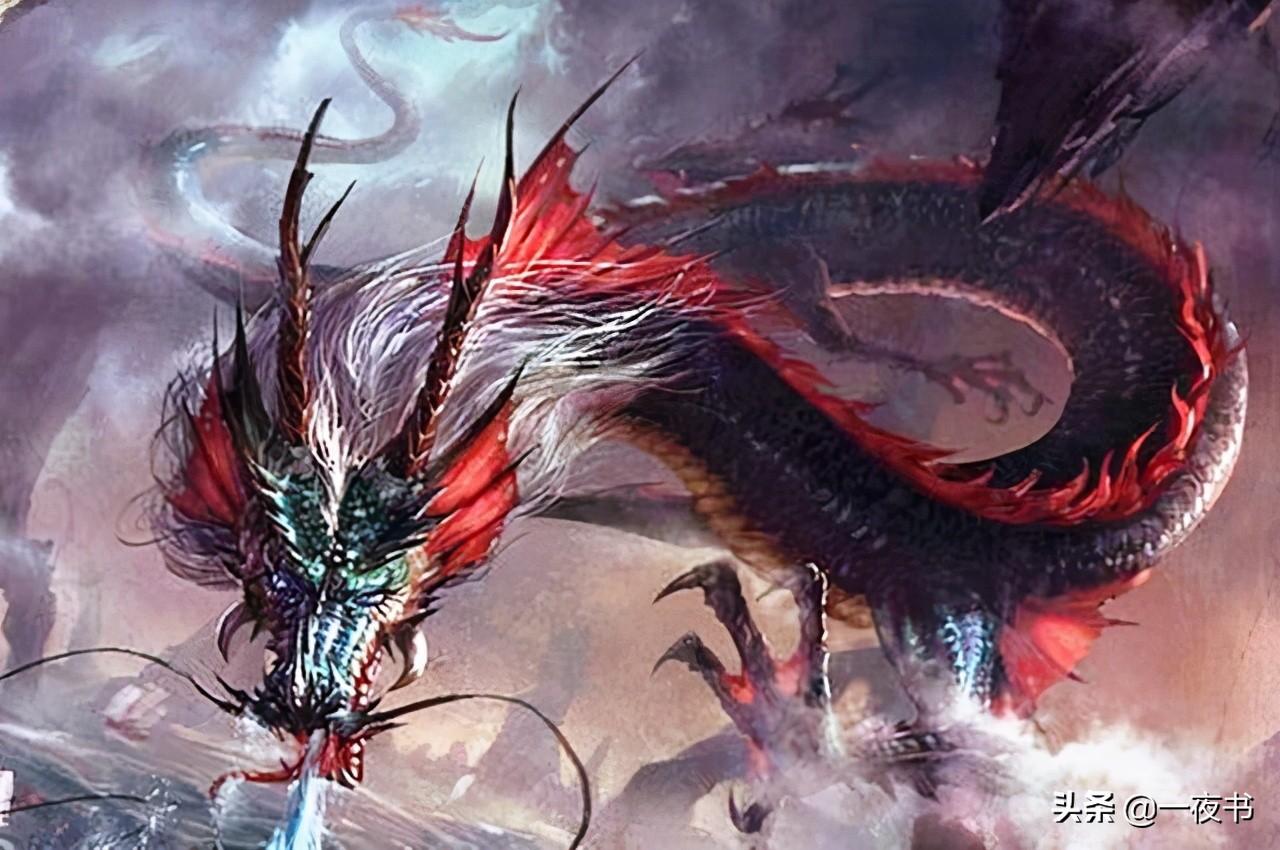 《遇龙》流萤不愧是龙骑士,四世都骑过龙王,尉迟龙炎则乐在其中