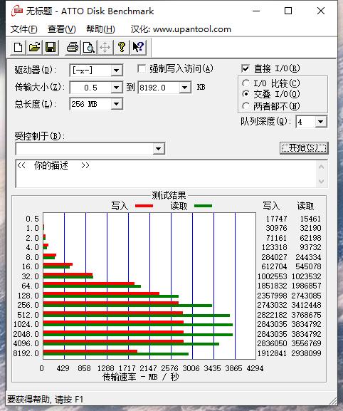 和PCIE3.0一个价格的4.0固态究竟怎么样?XPG 翼龙 s50 lite测评