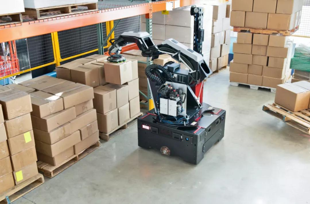 每小时移动800例货箱,波士顿动力推出商用仓储机器人