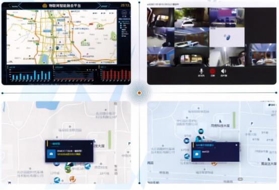 车载可视化指挥调度平台