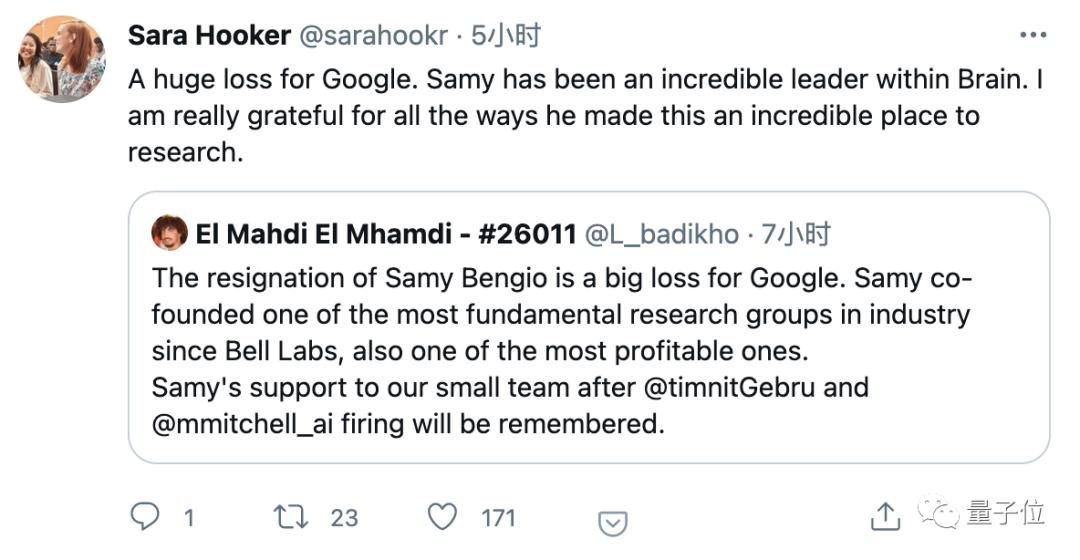 谷歌大脑创始成员辞职,他也和Jeff Dean闹掰了