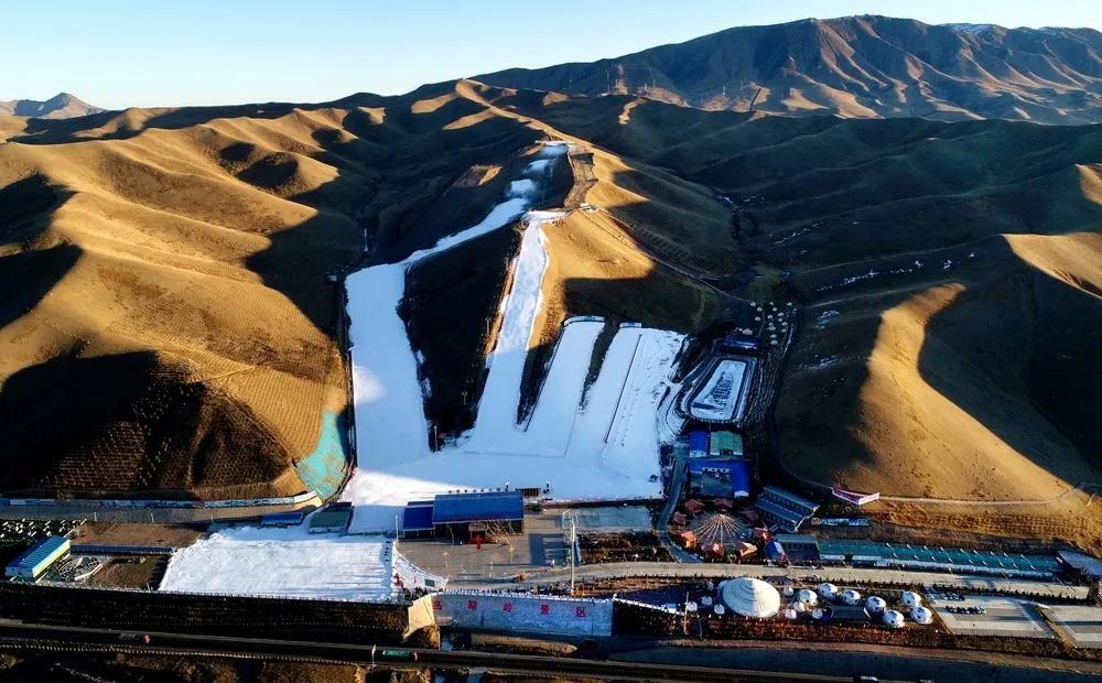 冬季滑雪就来天祝乌鞘岭国际滑雪场,活动福利升级啦!