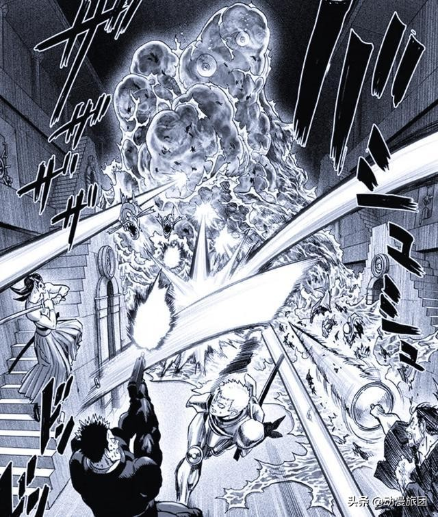 一拳超人:埼玉又開始迷惑行為,用骨頭誘惑波奇,傑諾斯正在洗碗