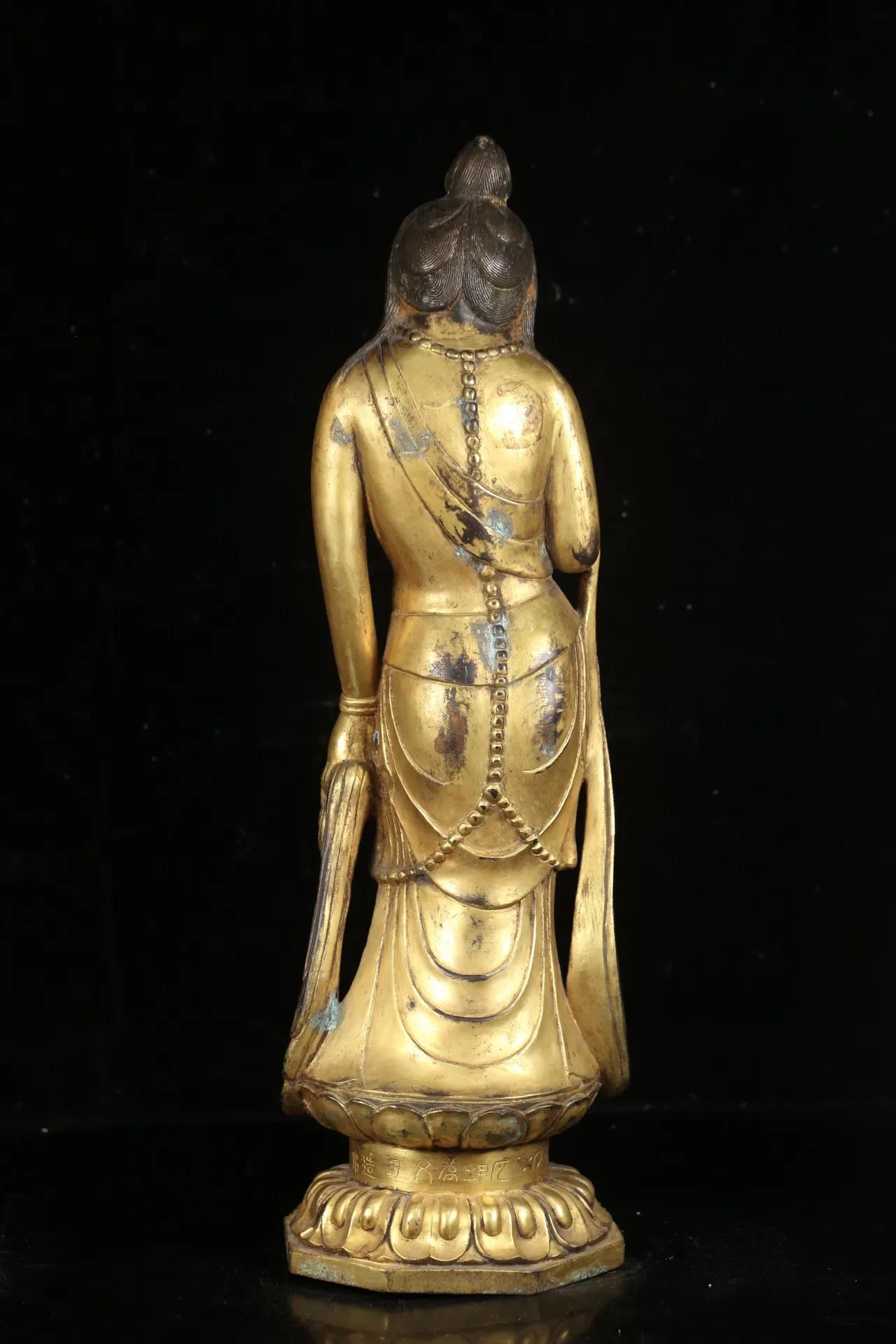 明清铜鎏金印章、香炉、摆件