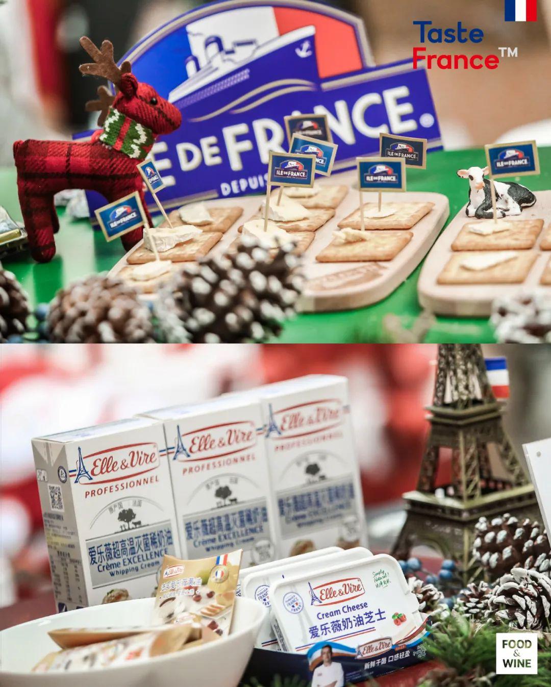 「吃好喝好法国圣诞市集」10 小时全纪录