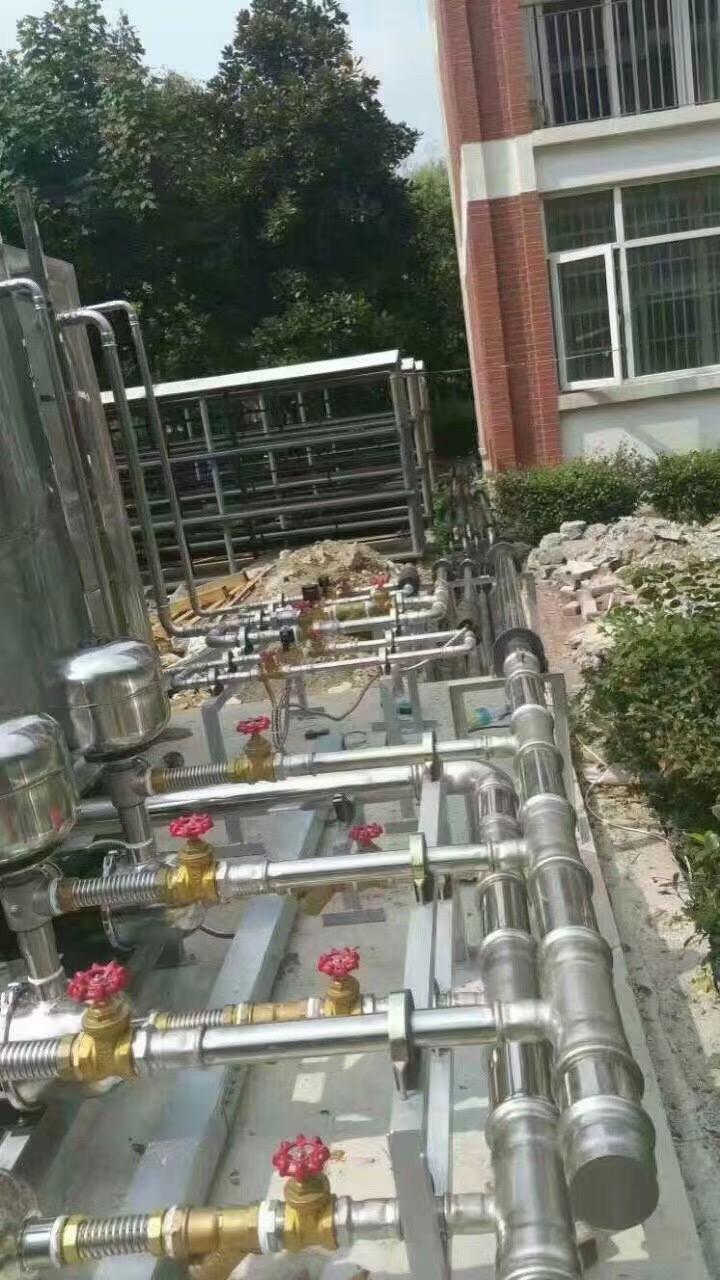 2035年上海将实现全市自来水直饮!不锈钢水管至关重要