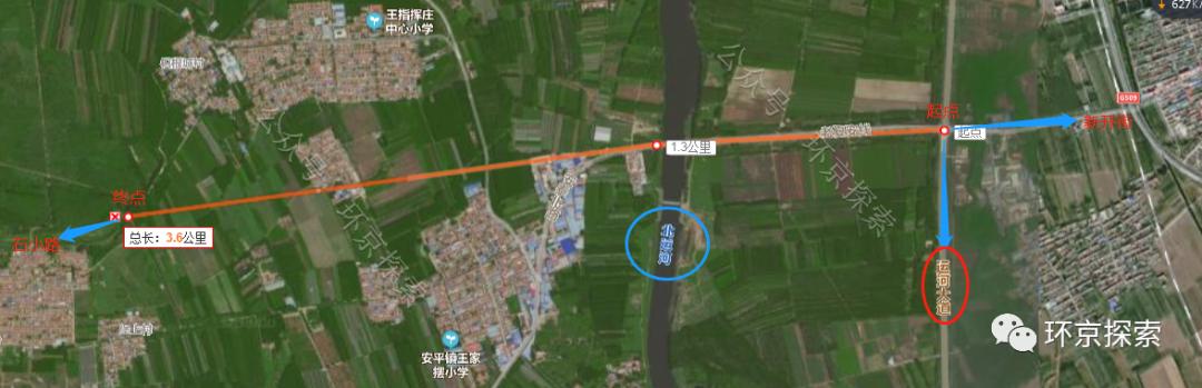 首发!香河跨界道路-安石路下半年开工,工期22个月