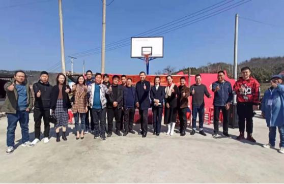 农村青年返乡创业题材微电影《返乡》在广水市开机