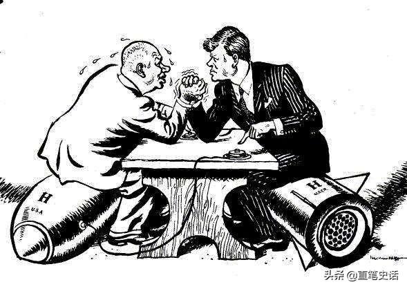 1962年中印战争印度惨败,美国和苏联为何都保持沉默?它俩正忙呢