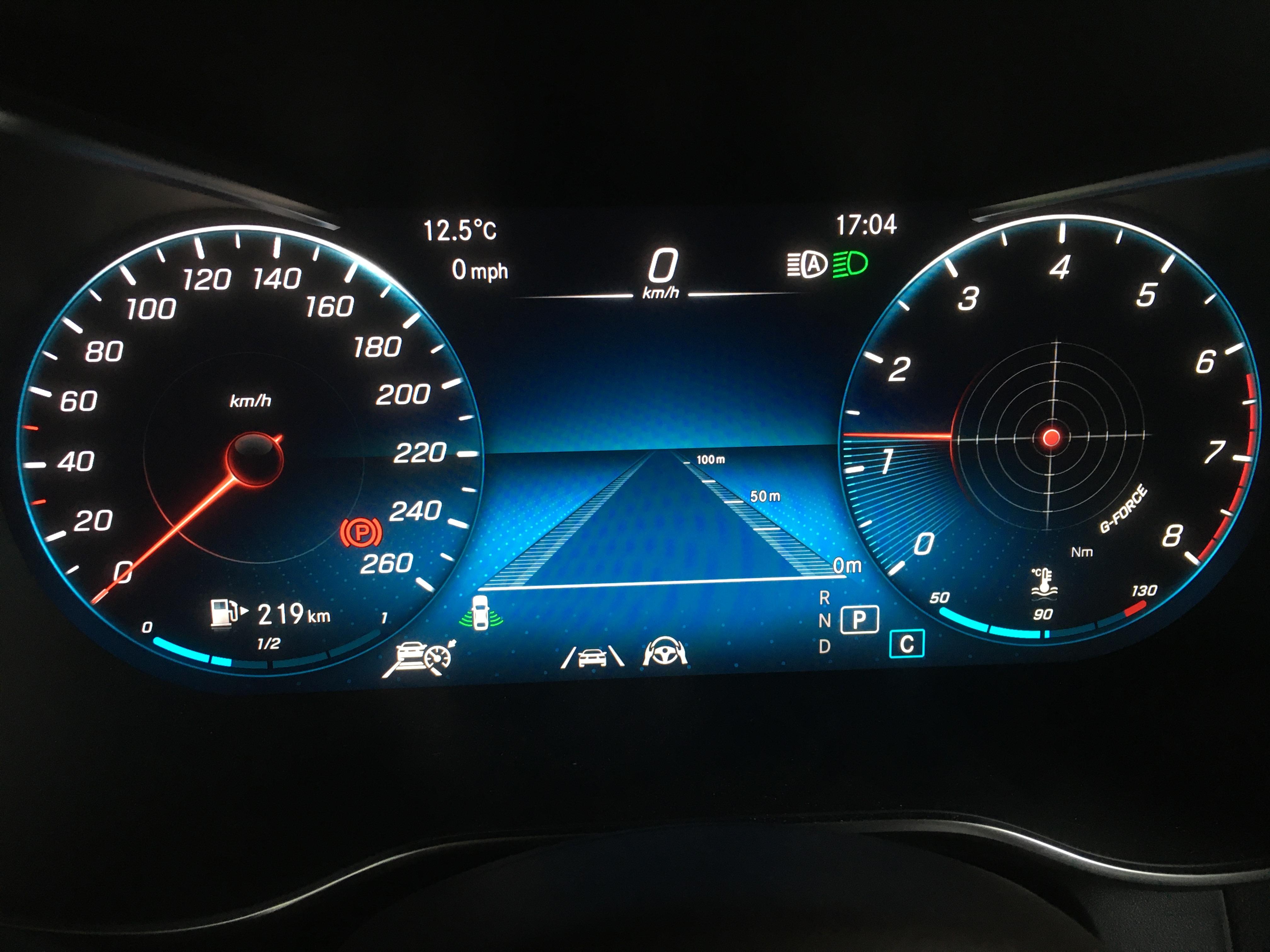 20款奔驰GLC300改23P智能驾驶辅助系统 第1张