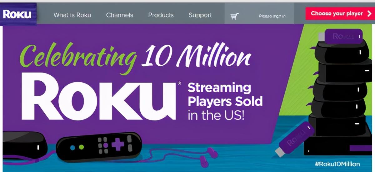 从机顶盒切入流媒体生意的Roku:一年收入115亿,活跃用户5120万