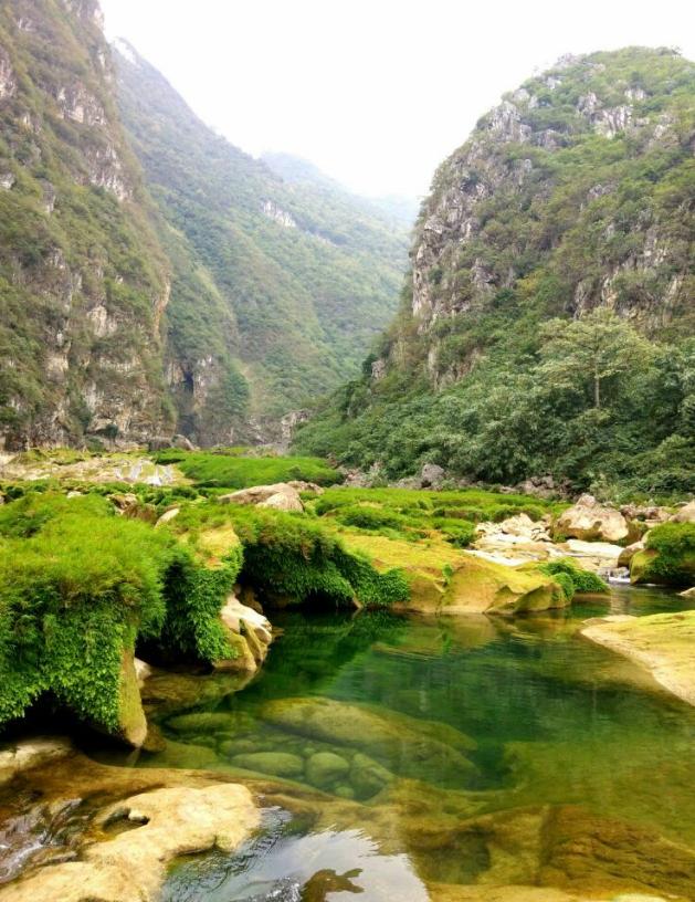关岭:北盘江与坝陵河之间的户外运动圣地,和黄果树只一山之隔