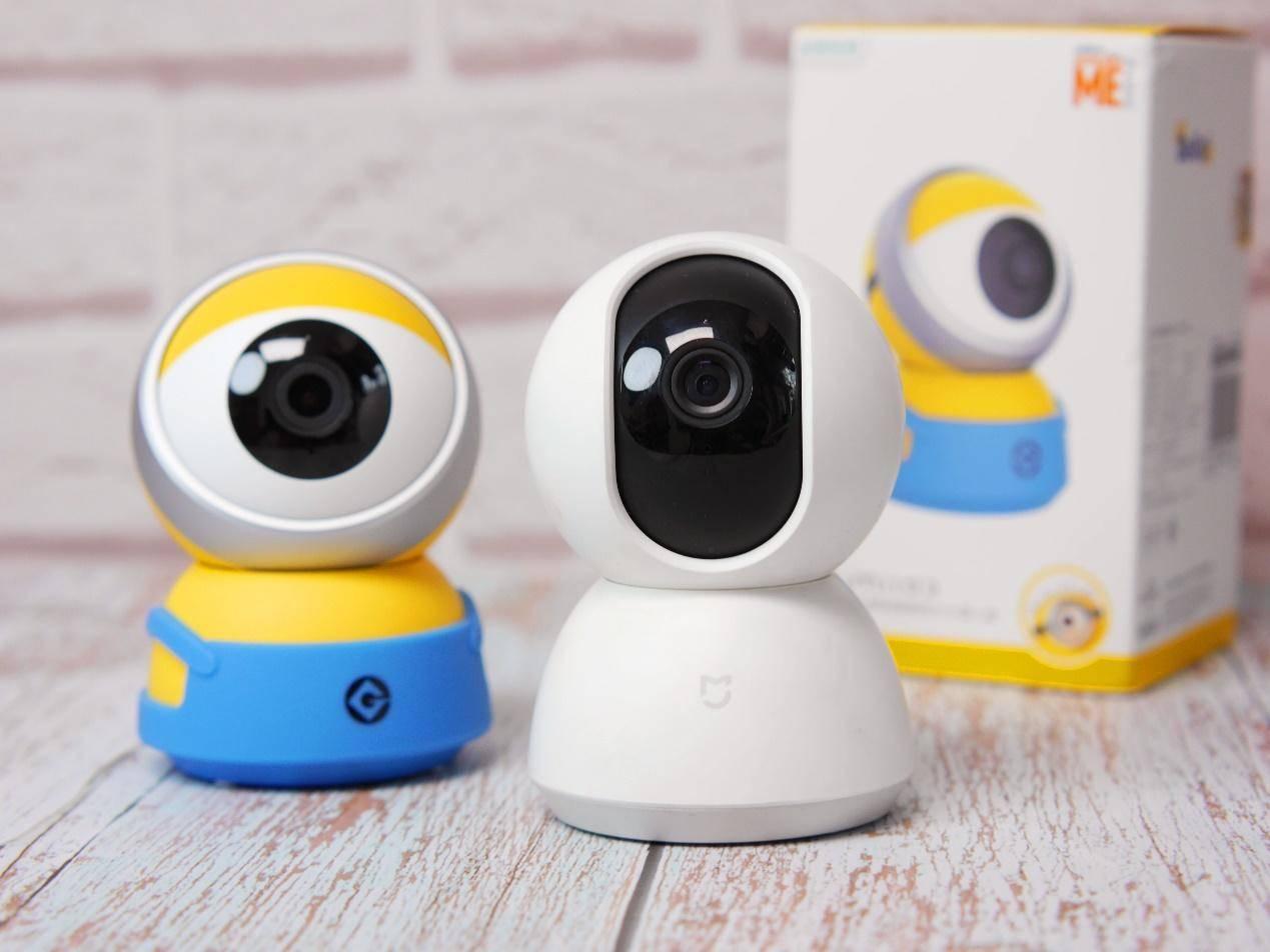 小米创米联合小黄人推出AI摄像机,要以颜值获胜,网友:萌化了