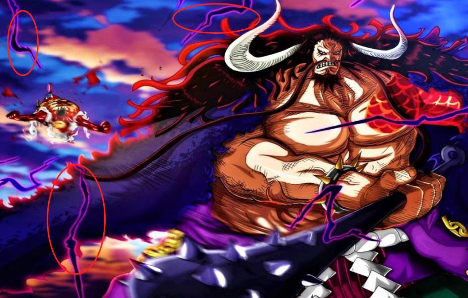 海賊王中能用霸王色纏繞的5位強者,攻擊自帶眩暈,白胡子不常用