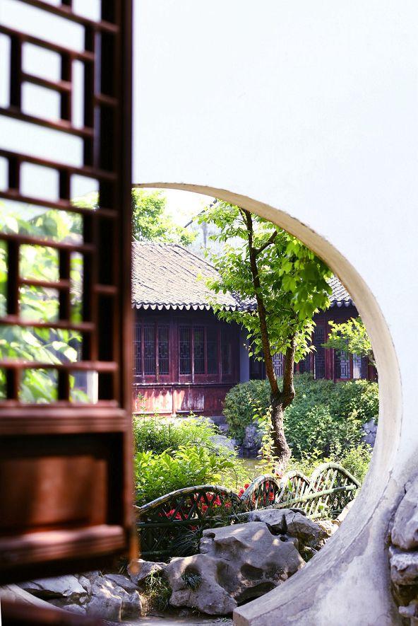 园林,让世界了解中国人的世界观