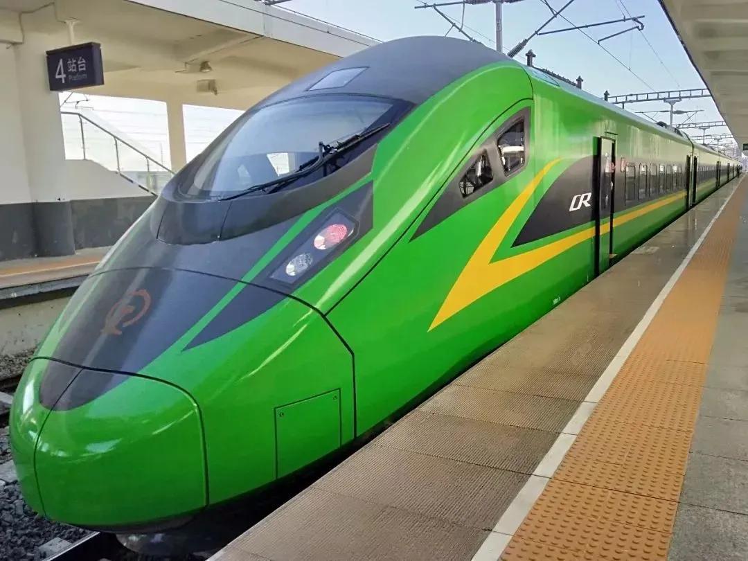 今日起铁路再调图!新增西安至神木、渭南复兴号动车组