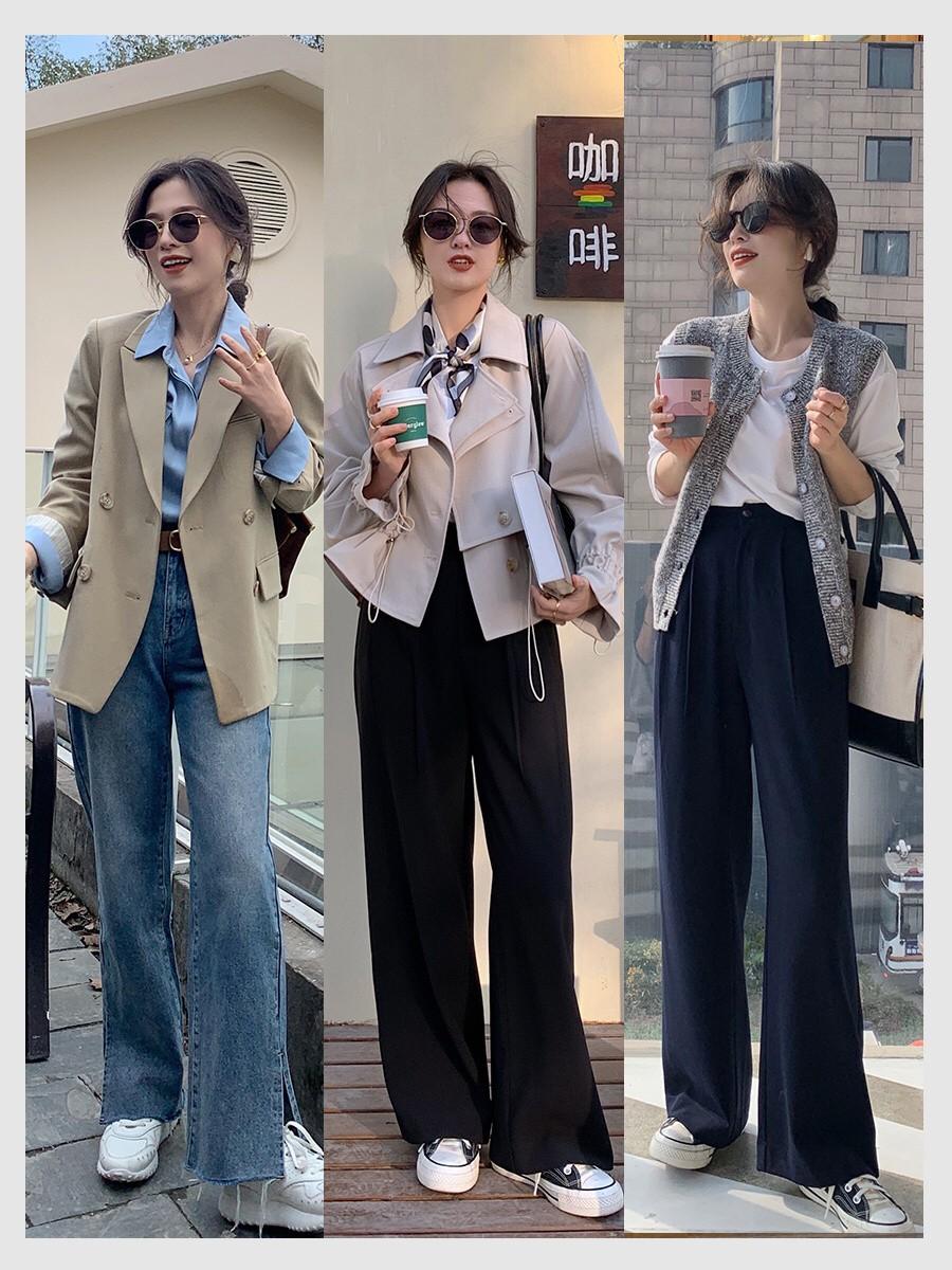春季上班怎么穿?分享27套优雅通勤风穿搭,太适合30+女性