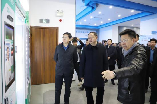 """智能零售数字化生产基地助力长沙""""三高四新""""战略"""