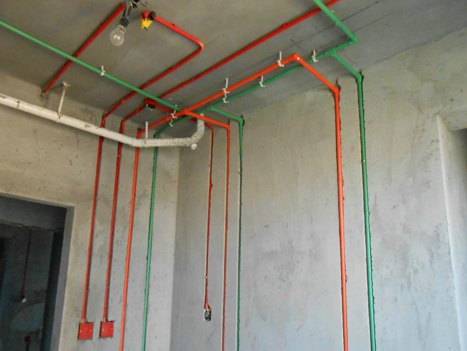 毛坯房水电走线技巧,水电走线安装图,为新房装修打下基础 家务技巧 第2张