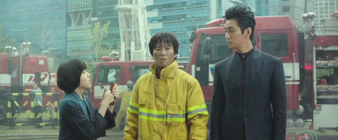 《与神同行》漫画改编,这部韩国电影带你看不一样的地狱