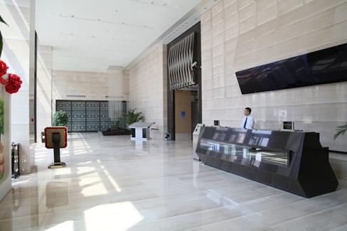 选址西城金融街——毗邻国际信访局的北京建工发展大厦