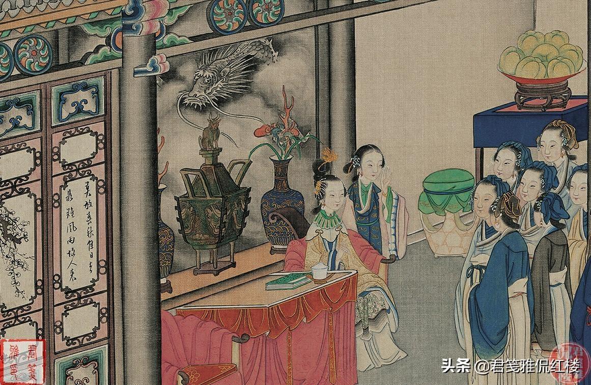 每天带着春宫图到处走,在王夫人眼中,王熙凤为何如此不堪?