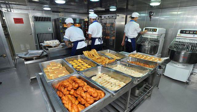 编制几千人,山东舰一天要消耗多少食物?看完才知小国为何养不起
