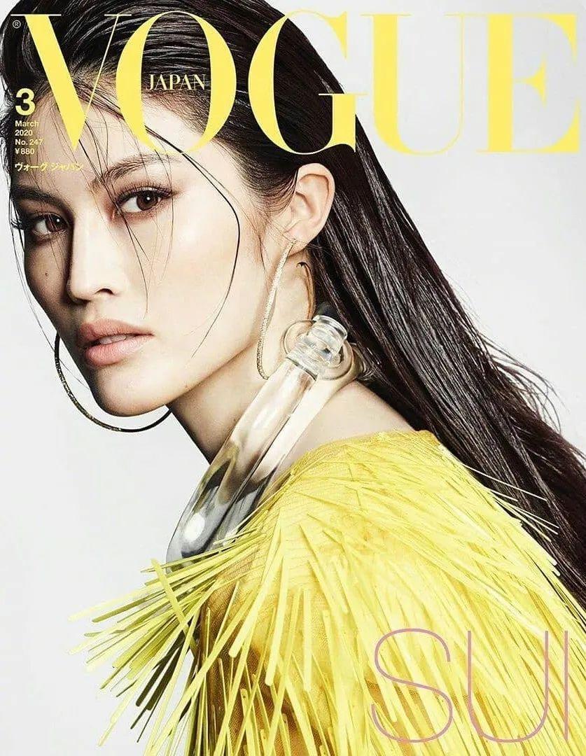 2020新面孔模特杂志封面大赏,哪封是你心中的年度最佳?