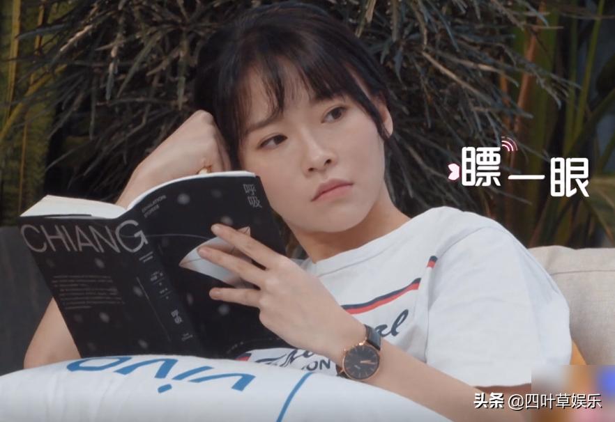 《心动3》男嘉宾区别对待女生,杨超越被气到了,张翰实力洗白