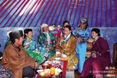 锡林郭勒系列报道(五):民族的传统生活