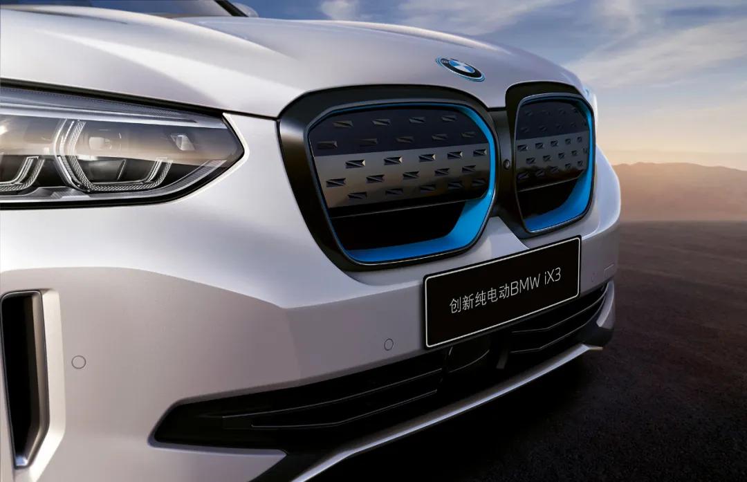 创新技术和应用丨BMW iX3原汁原味的驾控愉悦