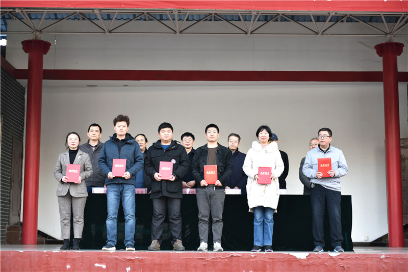 人勤春来早,奋进正当时——徐州第五中学隆重举行新学期开学典礼
